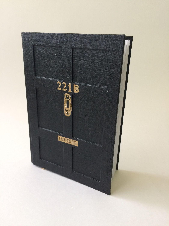 Блокнот Baker Street 221B, Блокноты, Анапа,  Фото №1
