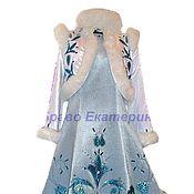 Одежда ручной работы. Ярмарка Мастеров - ручная работа Голубой костюм Снегурочка арт 50007. Handmade.
