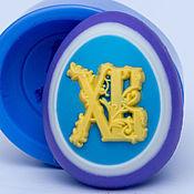 Формы ручной работы. Ярмарка Мастеров - ручная работа Силиконовая форма для мыла «Яйцо ХВ 2D». Handmade.