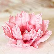 Украшения ручной работы. Ярмарка Мастеров - ручная работа 71411_Заколка цветок, Свадебные украшения, Розовый цветок, Цветок.. Handmade.