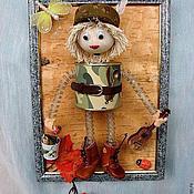 Мягкие игрушки ручной работы. Ярмарка Мастеров - ручная работа Ванечка Рыбалкин. Handmade.