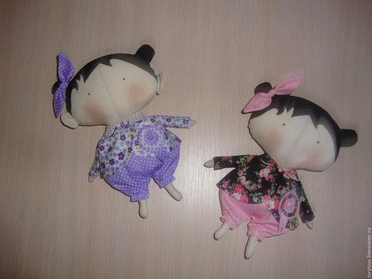 Куклы Тильды ручной работы. Ярмарка Мастеров - ручная работа. Купить Sweetheart Doll ( милая кукла). Handmade. Розовый