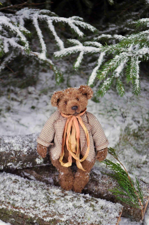 Медведь Бин (17,5см), Мягкие игрушки, Москва,  Фото №1