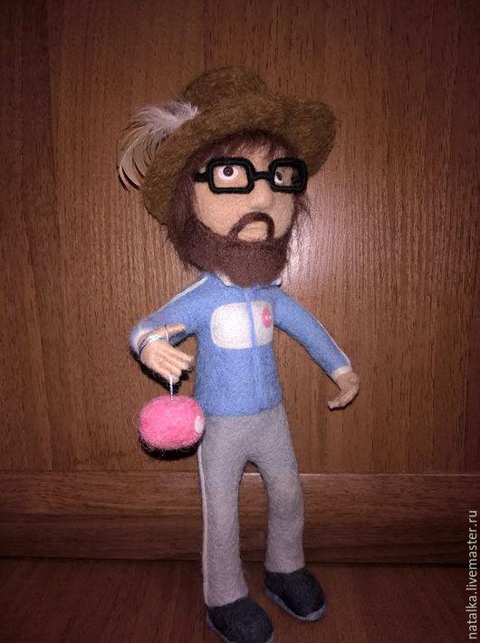 Коллекционные куклы ручной работы. Ярмарка Мастеров - ручная работа. Купить Дзидзьо. Handmade. Комбинированный, кукла ручной работы, кукла
