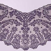 Аксессуары handmade. Livemaster - original item Madame BUTTERFLY lace shawl Vyatka Vologda lace. Handmade.