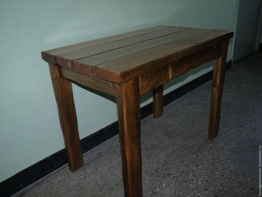 Мебель ручной работы. Ярмарка Мастеров - ручная работа. Купить Стол обеденный. Handmade. Дерево, кухонный стол, Мебель, дерево