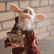 Куклы и игрушки ручной работы. Ярмарка Мастеров - ручная работа Дядюшка Крыс. Handmade.