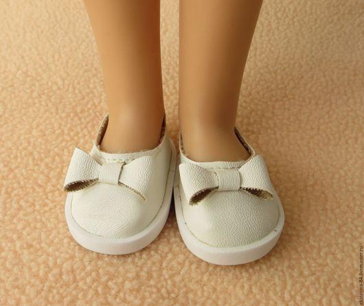Одежда для кукол ручной работы. Ярмарка Мастеров - ручная работа. Купить Туфельки для куклы. Handmade. Одежда для кукол, подарок девочке
