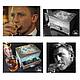 Подарки для мужчин, ручной работы. Коробка для сигар At a Skyfall. Lila Abil Krivi. Ярмарка Мастеров. Карты, стиль
