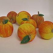 Куклы и игрушки handmade. Livemaster - original item Apples decorative. Handmade.