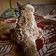 Игрушки животные, ручной работы. Вихровый кот. Anna (Almy). Интернет-магазин Ярмарка Мастеров. Кот, пластика