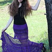 Одежда handmade. Livemaster - original item Skirt to the floor