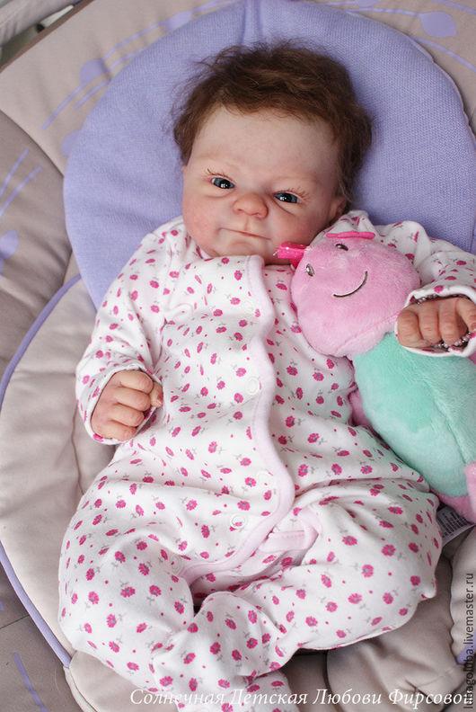 Куклы-младенцы и reborn ручной работы. Ярмарка Мастеров - ручная работа. Купить Кукла реборн Лизи (Коко 5). Handmade.
