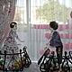 Коллекционные куклы ручной работы. мальчик. Наталья Дегтярева (Natadeg). Ярмарка Мастеров. Кукла из паперклея, Кованый металл