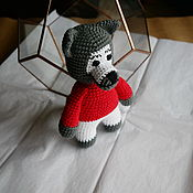 Куклы и игрушки handmade. Livemaster - original item The cub. Handmade.