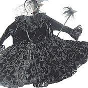 Одежда ручной работы. Ярмарка Мастеров - ручная работа Карнавальное платье  Летучая мышь. Handmade.