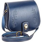 Сумки и аксессуары handmade. Livemaster - original item Leather bag handmade