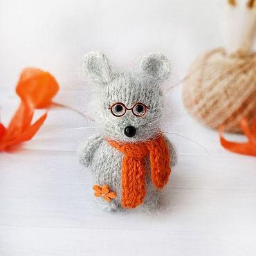 Souvenirs and gifts handmade. Livemaster - original item Mini Mouse. Christmas toy. Handmade.