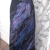 """Одежда ручной работы. Ярмарка Мастеров - ручная работа Юбка """"Космическое настроение"""". Handmade."""