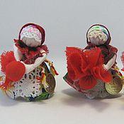 """Куклы и игрушки ручной работы. Ярмарка Мастеров - ручная работа """"Подорожница"""" народная кукла-оберег. Handmade."""
