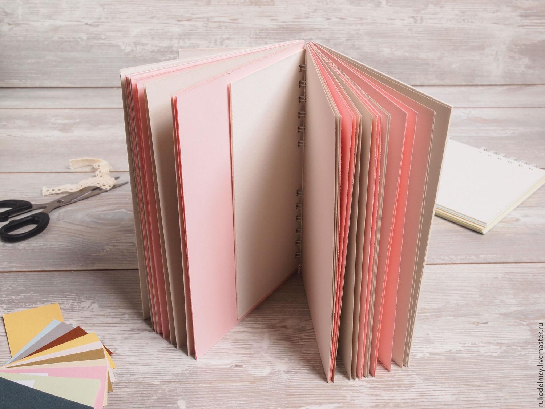 Как сделать блокнот своими руками: пошаговая 86