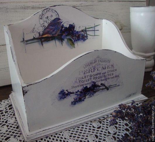"""Корзины, коробы ручной работы. Ярмарка Мастеров - ручная работа. Купить короб  """"  Гнездышко"""". Handmade. Белый, подставка для цветов"""