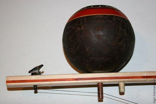 Струнные инструменты ручной работы. Ярмарка Мастеров - ручная работа. Купить Беримбау с настройкой. Handmade. Музыкальные инструменты, музыкальный подарок