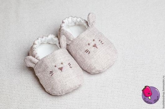 Для новорожденных, ручной работы. Ярмарка Мастеров - ручная работа. Купить Моксы-мышата. Handmade. Моксы