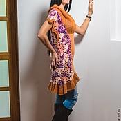 """Одежда ручной работы. Ярмарка Мастеров - ручная работа Платье """"Есения"""". Handmade."""