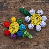 """Куклы и игрушки ручной работы. Ярмарка Мастеров - ручная работа Грызунок """"Цветик-семицветик"""" можжевеловый. Handmade."""
