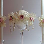 """Свадебный салон ручной работы. Ярмарка Мастеров - ручная работа свадебный очаг""""Шебби шик"""". Handmade."""