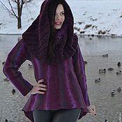 Одежда handmade. Livemaster - original item Sweater-coat. Handmade.