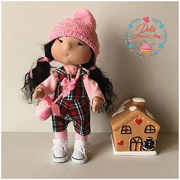 Куклы и игрушки ручной работы. Ярмарка Мастеров - ручная работа Интерьерная кукла Greta. Handmade.