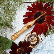 Материалы для творчества handmade. Livemaster - original item Crochet hook 4.5#39. Handmade.