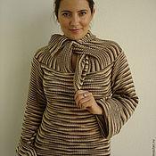 """Одежда ручной работы. Ярмарка Мастеров - ручная работа Джемпер-трансформер """"Перевертыш"""". Handmade."""