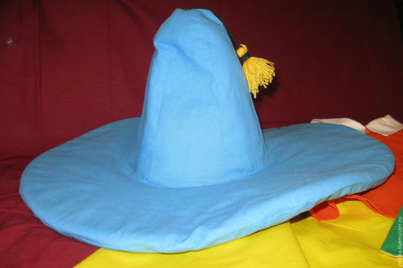 шляпа незнайки картинки