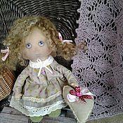 Куклы и игрушки ручной работы. Ярмарка Мастеров - ручная работа ангелочек Любовь. Handmade.