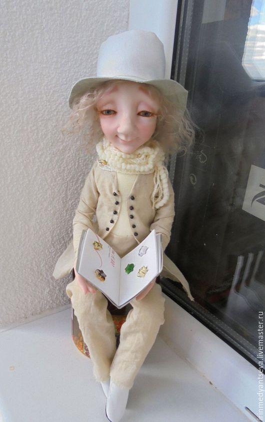 Коллекционные куклы ручной работы. Ярмарка Мастеров - ручная работа. Купить