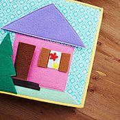 Куклы и игрушки ручной работы. Ярмарка Мастеров - ручная работа Домик. Handmade.