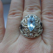 Винтажные кольца ручной работы. Ярмарка Мастеров - ручная работа -10% Кольцо из серебра Лапландия. Handmade.
