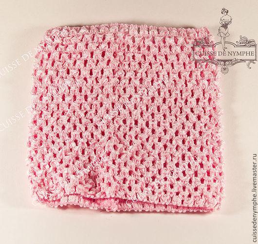 Шитье ручной работы. Ярмарка Мастеров - ручная работа. Купить Топ средний, светло-розовый, 4006. Handmade. Топ