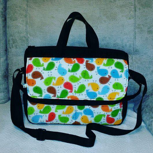 Женские сумки ручной работы. Ярмарка Мастеров - ручная работа. Купить Сумка для коляски. Handmade. Сумка, сумка на каждый день