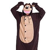Субкультуры handmade. Livemaster - original item Costume kigurumi Bear FUNKY BEAR KIGU. Handmade.
