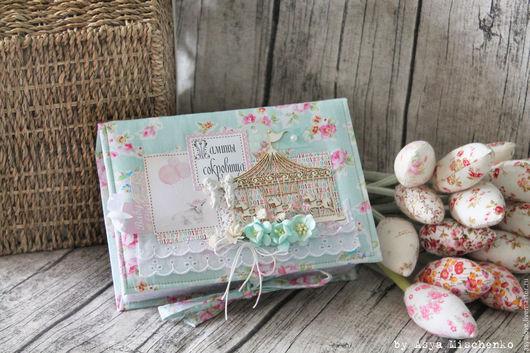 Подарки для новорожденных, ручной работы. Ярмарка Мастеров - ручная работа. Купить Мамины сокровища. Handmade. Мятный, мамины сокровища на заказ