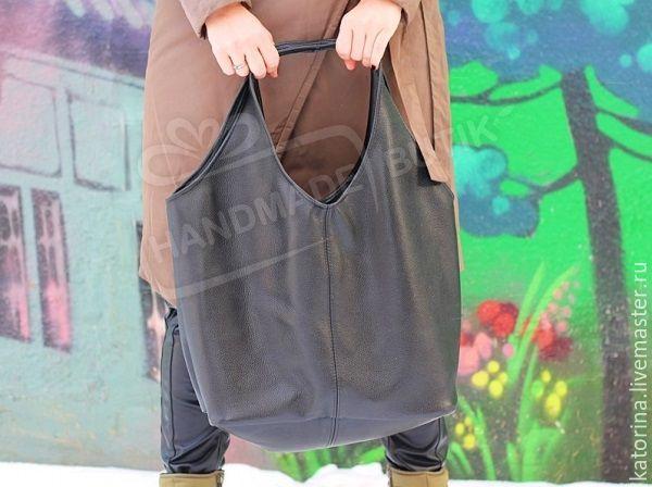 Купить итальянскую сумку-хобо мешок Vera Pelle