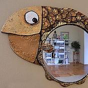 Для дома и интерьера ручной работы. Ярмарка Мастеров - ручная работа Бубнящая рыба. Handmade.