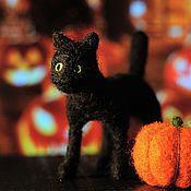 Куклы и игрушки ручной работы. Ярмарка Мастеров - ручная работа Игрушки валяные Хэллоуин. Handmade.
