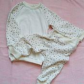 Работы для детей, ручной работы. Ярмарка Мастеров - ручная работа пижама. Handmade.