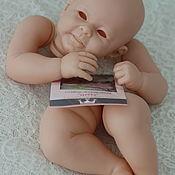 Заготовки для кукол и игрушек ручной работы. Ярмарка Мастеров - ручная работа Молд Грета  Greta (Andrea Arcello. Handmade.