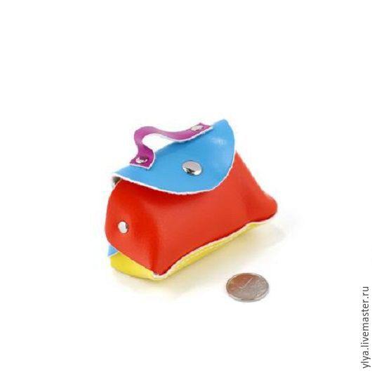 Куклы и игрушки ручной работы. Ярмарка Мастеров - ручная работа. Купить Сумочка для игрушек.. Handmade. Разноцветный, сумочка, сумочка для девочки